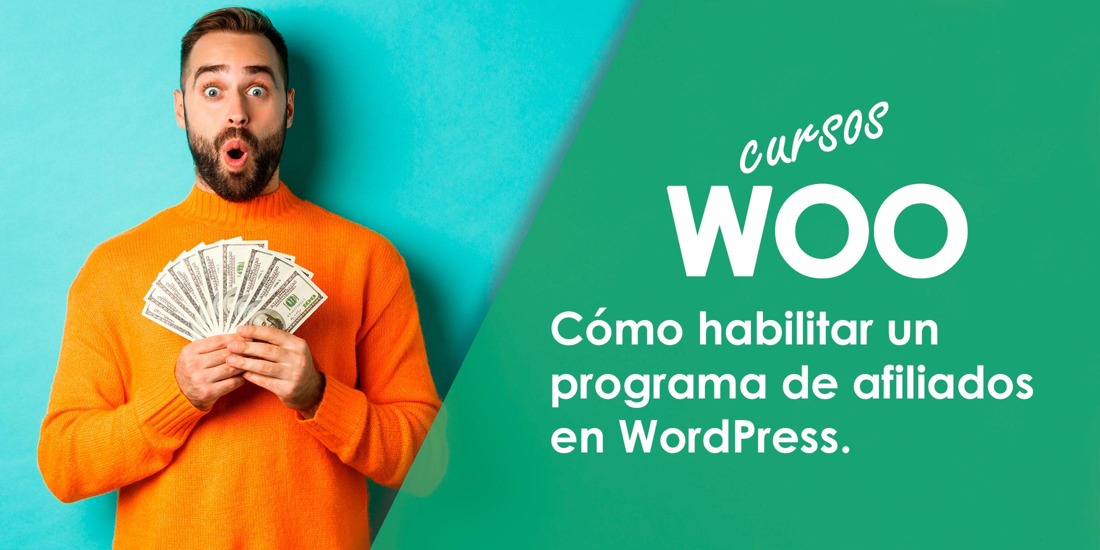 Cómo habilitar un programa de afiliados en WordPress