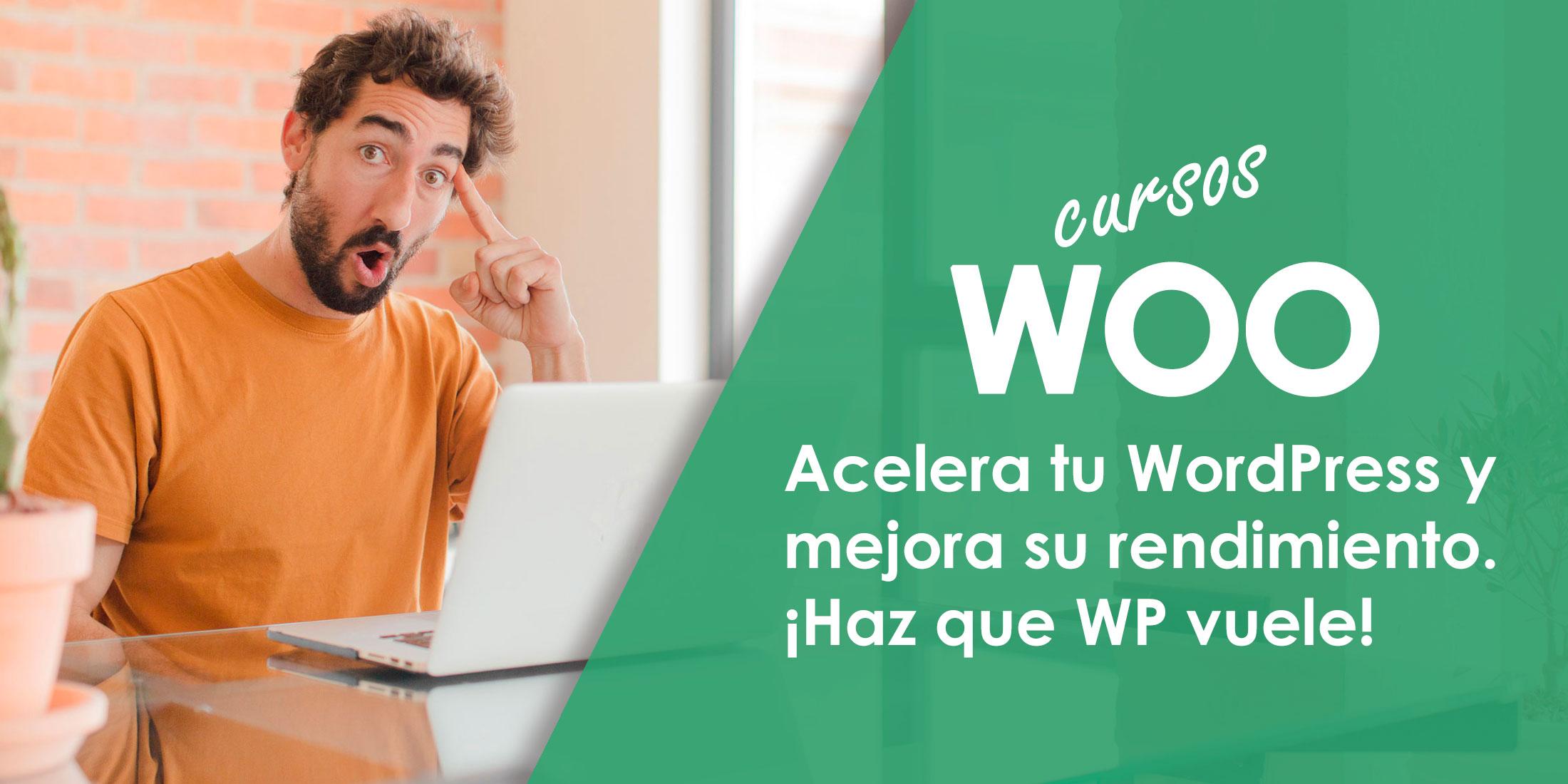 Curso para acelerar la velocidad de carga en WordPress